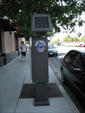 Image for Redwood City Solar Powered Parking Meter - Redwood City, CA