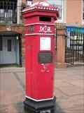 Image for Replica of First Pillar Post Box, Carlisle