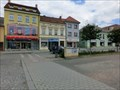 Image for Payphone / Telefonni automat - Husovo namesti, Rakovnik, Czech Republic