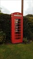Image for Red Telephone Box - New Road - Barton in Fabis, Nottinghamshire