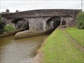 Image for Bridge 151 Over Trent & Mersey Canal - Malkins Bank, UK