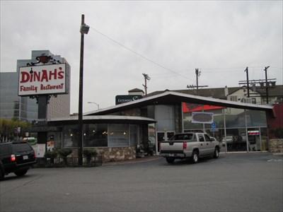 Dinah's Family Restaurant, Los Angeles, California