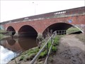 Image for Road Bridge Over The River Mersey, Northenden, UK