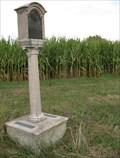 Image for Abraham Lincoln - Eighth Judicial District Dewitt/Piatt County Line Marker — Monticello, IL