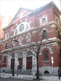 Saint James The Greater Church Chinatown Boston Ma Roman Catholic Churches On Waymarking Com