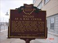 Image for Erie and Kalamazoo Railroad : Toledo as a Rail Center