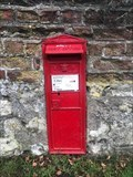 Image for Victorian Wall Post Box - Upper Pollicott, near Aylesbury, Buckinghamshire, UK