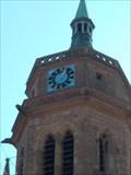 Image for Church Clock - St. Peter und Paul - Weil der Stadt, Germany, BW