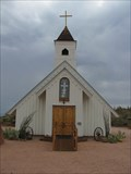 Image for Elvis Memorial Chapel - Superstition Mountain Museum - Apache Junction, Arizona