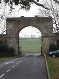 Image for Tyringham Entrance Arch - Tyringham, Buckinghamshire, UK
