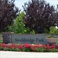 Image for Stockbridge Park - Wooddbridge, Manteca, CA