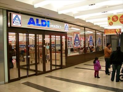 ALDI Market - Hamburg-Harburg (Harburg Arcaden), Germany ... Aldi Germany