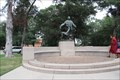 "Image for Booker T. Washington ""Lifting the Veil of Ignorance"" Monument -- Tuskegee University Campus, Tuskegee AL"