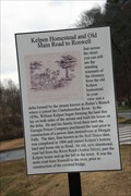 Image for Kelpen Homestead and Old Main Road to Roswell - Fulton Co., GA