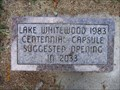 Image for Lake Whitewood Centennial Capsule