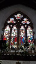 Image for Stained Glass Windows - St Andrew - Eakring, Nottinghamshire