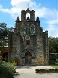 Image for Mission San Francisco de la Espada - San Antonio, Texas