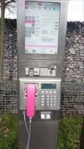 Image for Telefon am Bahnhof - Neuwied - RLP - Germany