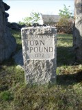 Image for Town Pound - Hudson, New Hampshire