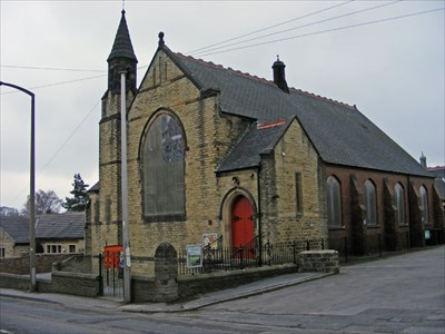 Dodworth Methodist Church.