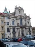 Image for St Nicholas Church at Malá Strana - Praha, CZ