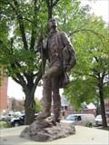 Image for George Washington Statue - Cumberland, Maryland