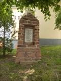 Image for Pomnik Obetem 1. svetove valky - Brezina, Czech Republic