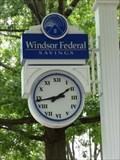 Image for Windsor Federal Clock - Windsor CT