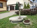 Image for Pumpa na ulici 24.dubna, Želešice/Hand Operated Water Pump in street April 24 st in Zelesice