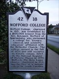 Image for Wofford College