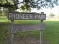 Image for Pioneer Park - Nardin, OK