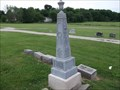 Image for Allen Hicks - Indian Creek Hill Cemetery - rural Montgomery County, IN