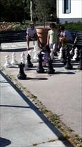 Image for Jeu d'Echecs Geant - Parc Offenbach - Puteaux, France