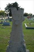 Image for Woodman of the World - Haight - St. Lawrence Cemetery Charleston South Carolina