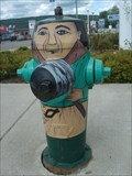 Image for Blacksmith Hydrant - Quesnel, BC