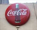 Image for Coca-Cola on McConnell Bldg. -- Crockett TX
