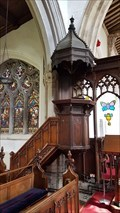 Image for Pulpit - St Mary - Over, Cambridgeshire