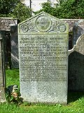 Image for Mary Harrison (Maid of Buttermere), St Kentigern's Church, Caldbeck,