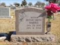 Image for 108 - Hessie Harris - Summit View Cemetery - Guthrie, OK
