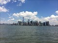 Image for New York City from Ellis Island - Jersey City, NJ