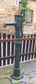 """Image for Pump in front of """"Gaststätte Pumpe"""", Ahrweiler - RLP / Germany"""
