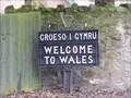 Image for Wales / England Border, Chirk Bank, United Kingdom
