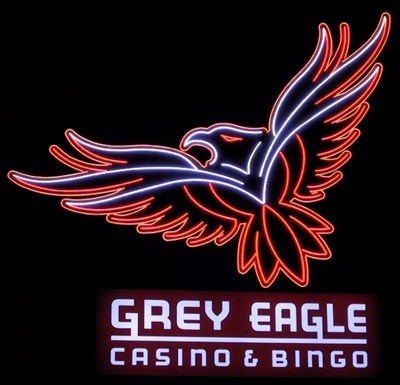 Grey Eagle Bingo Pots