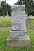 Image for William F. McDaniel - Athens Cemetery - Athens, TX