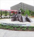 Image for MLK 50 - Reflections Park - Memphis, Tennessee, USA.