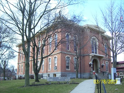 Delaware County Courthouse - Delaware, Ohio - Courthouses on