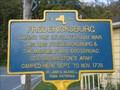 Image for Fredericksburg