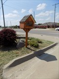 Image for The Journey Church Little Free Library - Wichita, KS