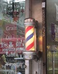Image for Barber Pole on Chinatown, New York City, NY