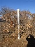 "Image for ""Wild Bill"" Peace Pole - Hays, KS"